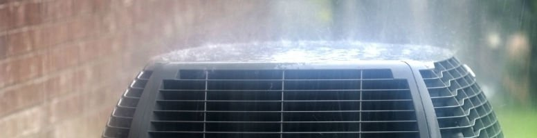 How Does Rain Affect My Air Conditioner?