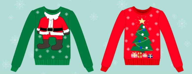 7 Ugly Christmas Sweaters You Need to Wear This Season