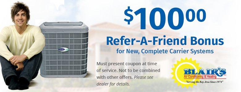 refer a friend ac special program
