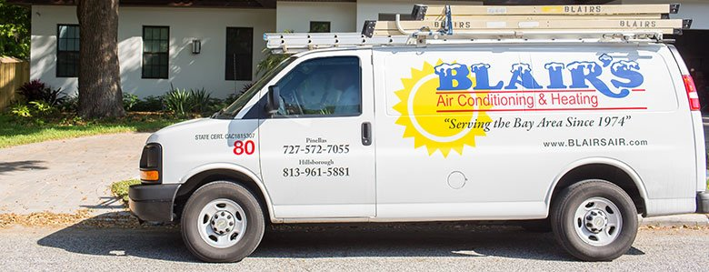 About Blair's Air Conditioning & Heating