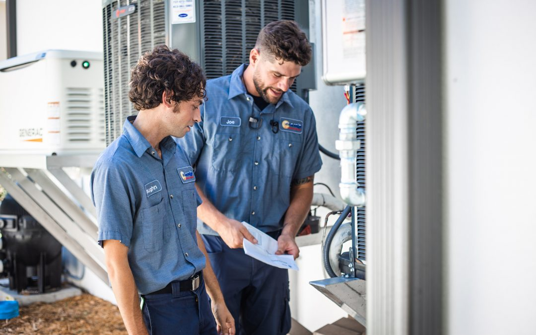 Summer Puts a Lot of Strain on Your Air Conditioner. Here's How Blair's Helps to Make Sure Your AC Stays in Good Shape for the Rest of the Year in St. Pete.