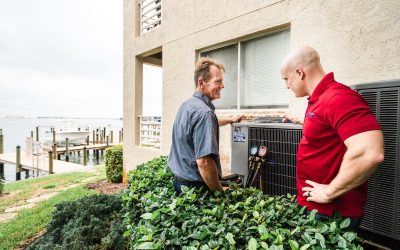 A Weird Smell is Coming from My AC Unit. What Does that Mean?