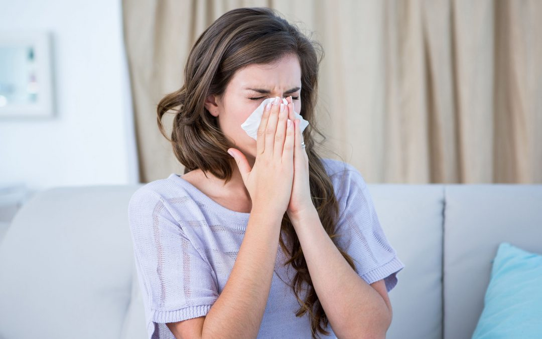 How Your Air Conditioner Could Be Causing Those Allergies
