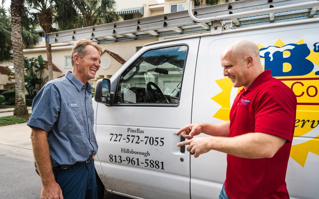 If Your Air Conditioner Needs to Be Fixed, You Can Count on Blair's for Fair Prices and Expert Services in St. Pete.