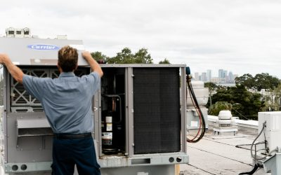What Should I Do If My Air Conditioner Coiler is Discolored?