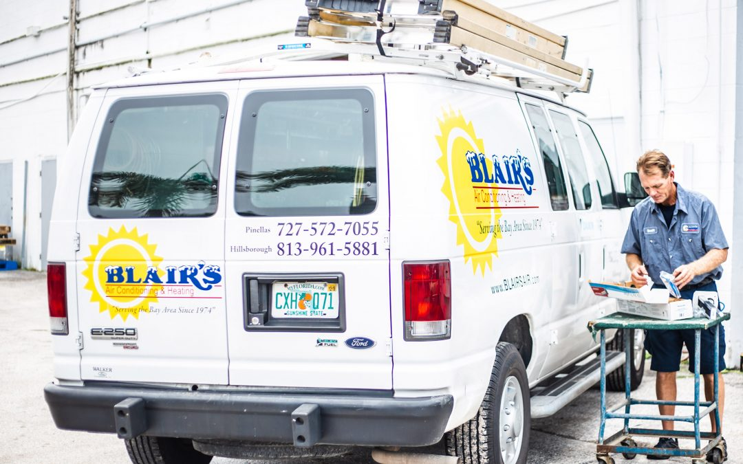 At Blair's, Our Priority is to Keep Your Air Conditioner Working the Whole Summer. Here's How We Make it Happen.